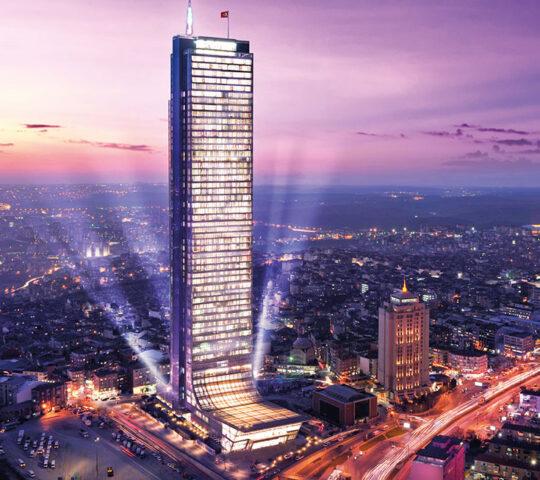 İstanbul Sapphire AVYM ve Seyir Terası