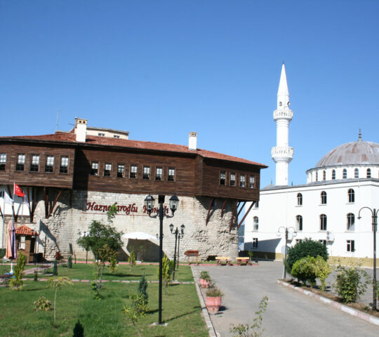 Bolaman Kalesi ve Haznedaroğlu Konağı