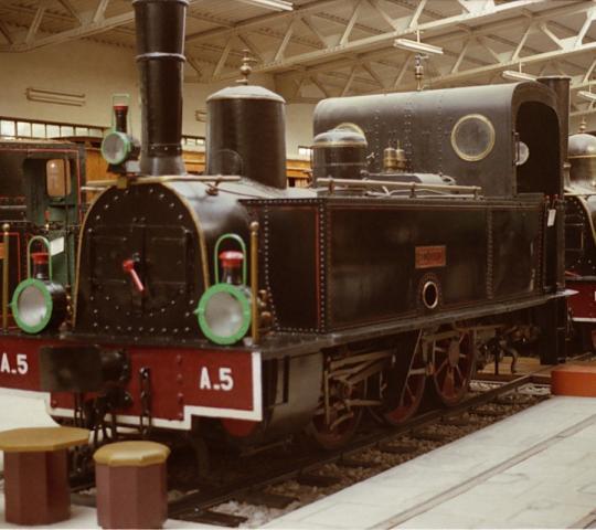 Atina Demiryolu Müzesi