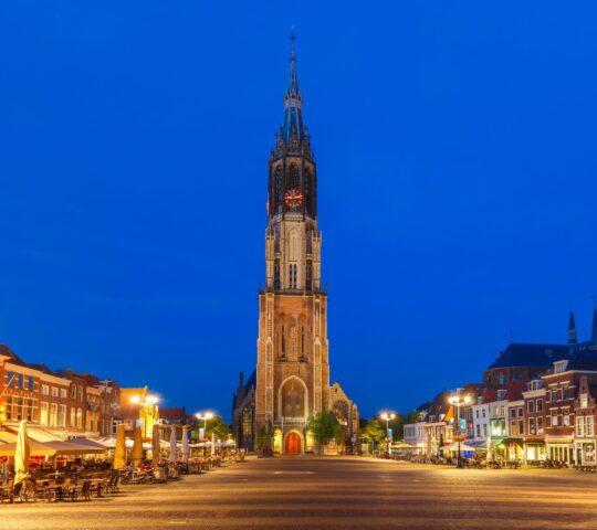 De Nieuwe Kerk (Yeni Kilise)