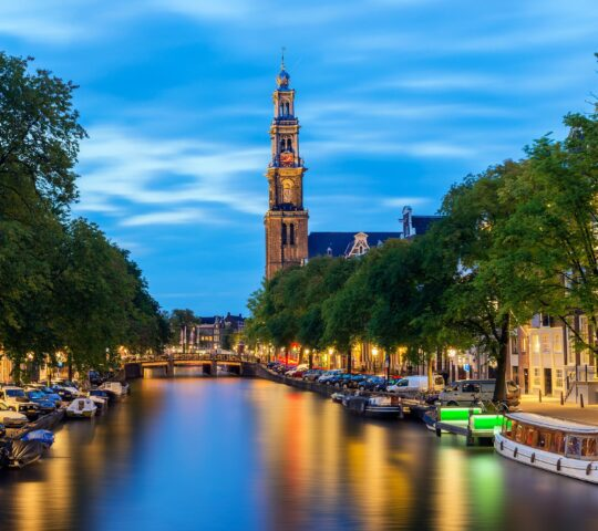 Westerkerk Kilisesi