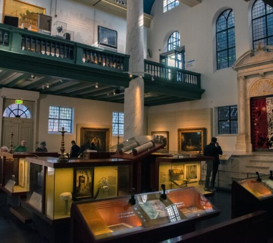 Amsterdam Yahudi Tarihi Müzesi