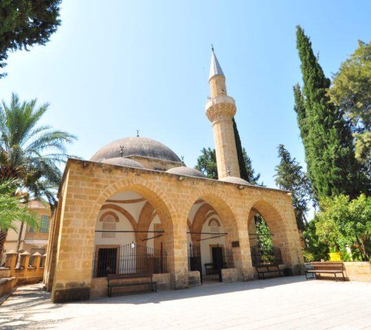 Arabahmetpaşa Camii