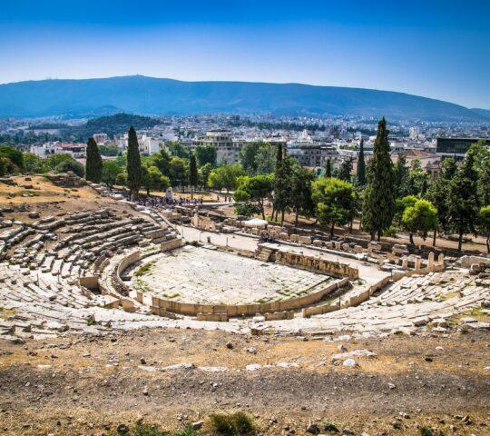 Dionysus Eleuthereus Tiyatrosu