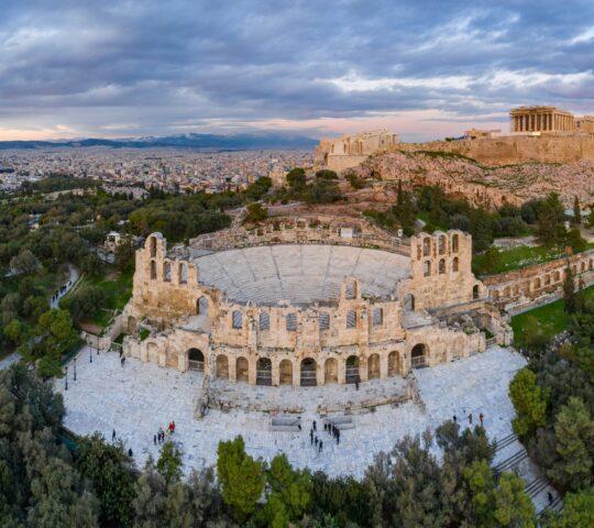 Herodes Atticus Odeonu
