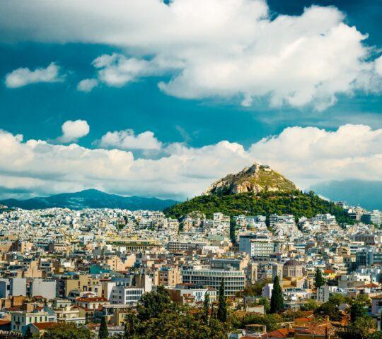 Lycabettus Dağı
