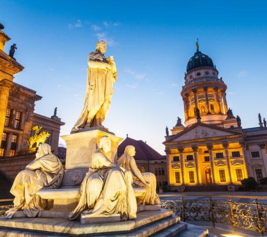 Berlin Fransız Katedrali