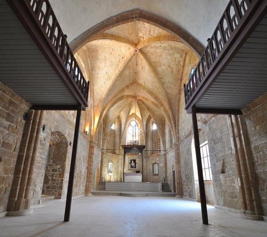 Lefkoşa Ermeni Kilisesi ve Manastırı