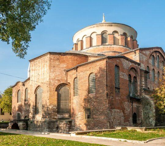 Aya İrini Kilisesi Müzesi