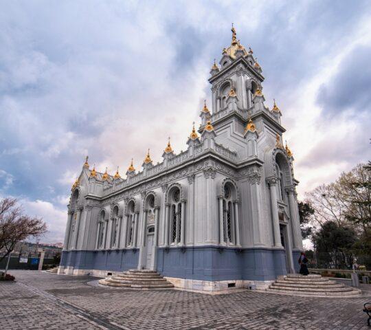 Aziz Stefan Bulgar Ortodoks Kilisesi (Demir Kilise)