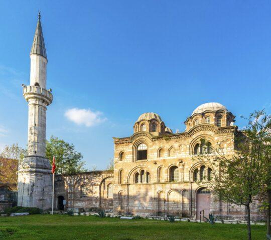 Fethiye Camii (Pammakaristos Kilisesi)