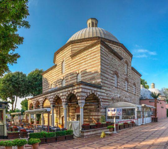 Tarihi Hürrem Sultan Hamamı