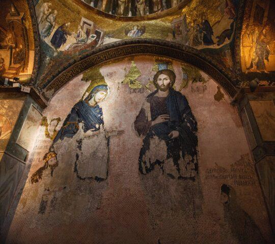 Kariye Camii (Azize Kurtarıcı Hora Kilisesi)