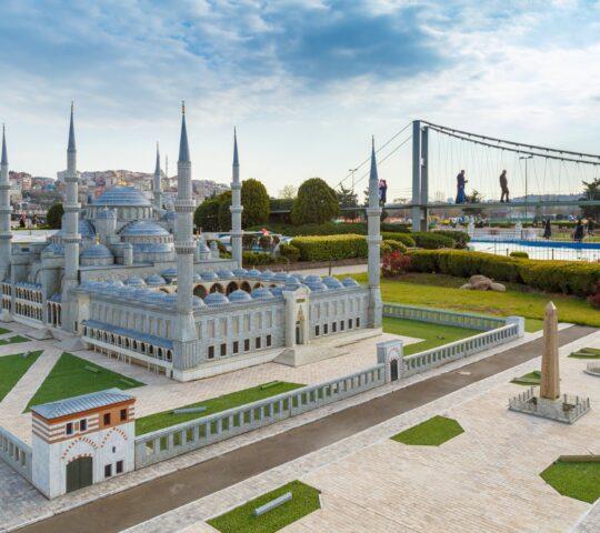 Miniatürk ve Kristal İstanbul Müzesi