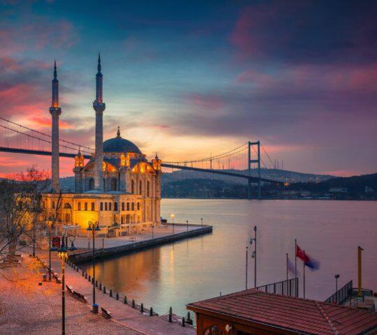 Ortaköy (Büyük Mecidiye) Camii