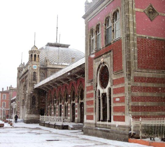 Sirkeci Tren Garı ve TCDD Demiryolu Müzesi