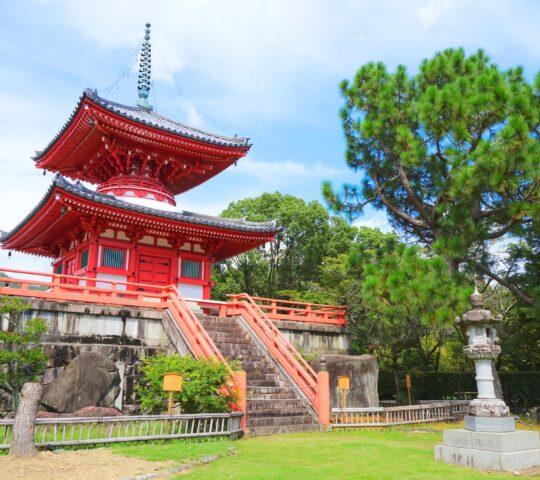 Daikaku-ji Budist Tapınağı