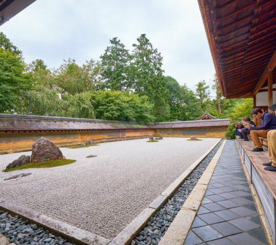 Ryoan-ji Tapınağı