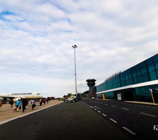 Ordu-Giresun Uluslararası Havalimanı (OGU)