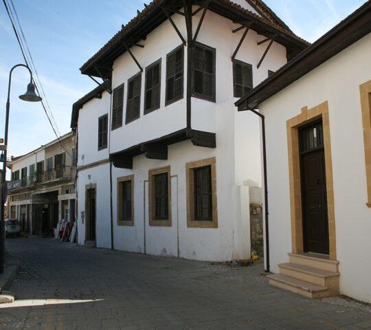 Saçaklı Ev Müzesi