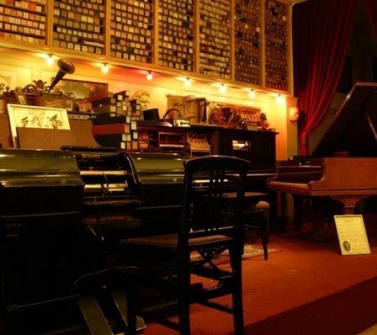 Geelvinck Pianola Müzesi