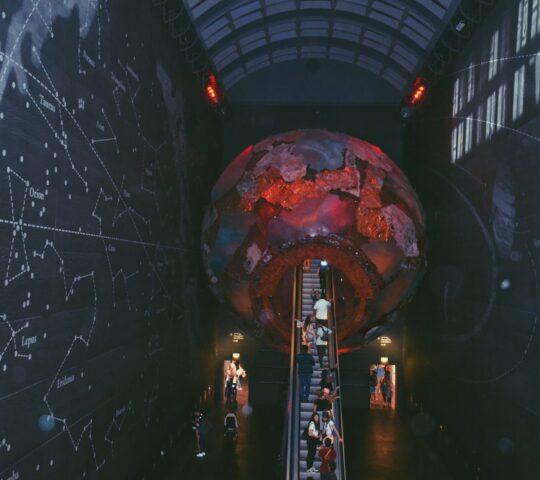 Bilim Müzesi (Science Museum)