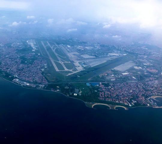 Uluslararası Atatürk Kargo Havalimanı (ISL)