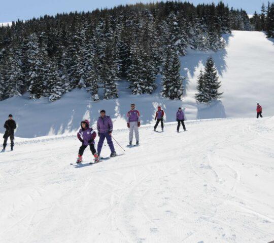Çambaşı Yaylası ve Kayak Merkezi