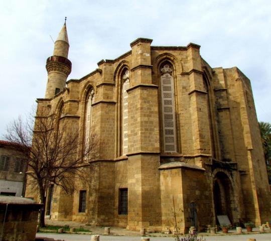 Haydarpaşa Camii (Aziz Cathrine Kilisesi)