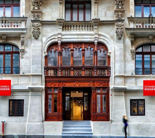 İstanbul Modern Sanat Müzesi (Geçici Sergi)