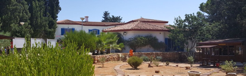 Mavi Köşk: Kuzey Kıbrıs'ta gizemli bir ev