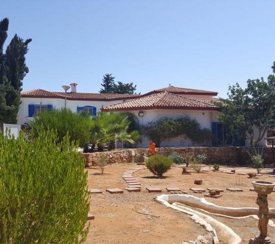 Mavi Köşk (Byron Pavlides'in Villası)