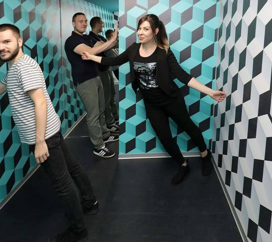 Museum of Illusions Belgrade