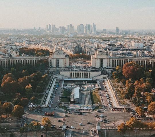Trocadéro Bahçeleri