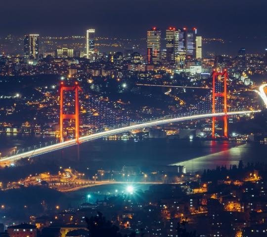 15 Temmuz Şehitler Köprüsü (Boğaziçi Köprüsü)