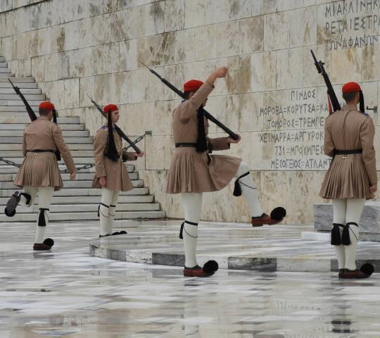 Meçhul Askerin Mezar Anıtı