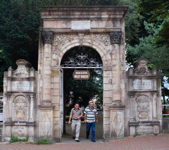 Giresun Belediyesi Millet Bahçesi