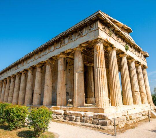 Hephaistos Tapınağı