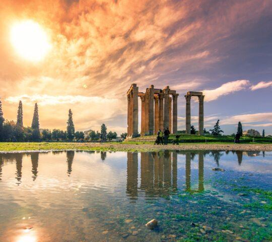 Olympian Zeus Tapınağı