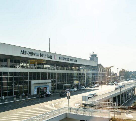 Belgrad Nikola Tesla Havalimanı (BEG)