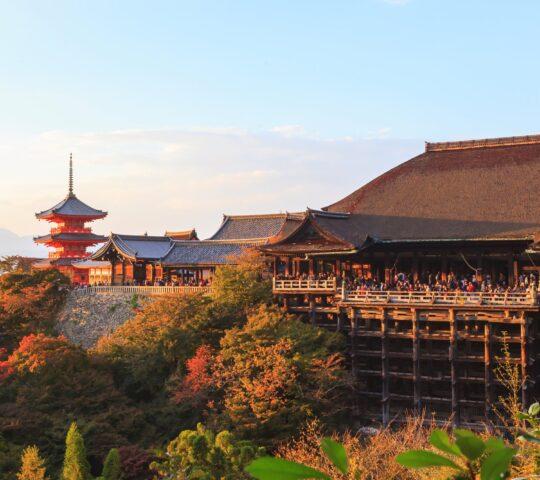 Kiyomizu-dera Budist Tapınağı