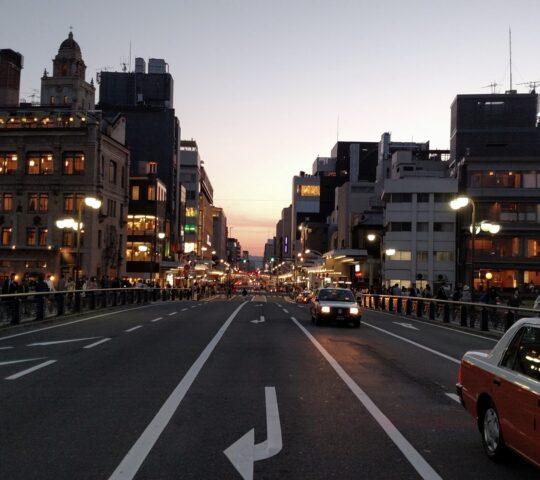 Shijō Caddesi