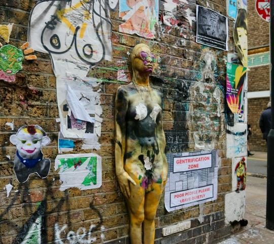 Brick Lane – Shoreditch