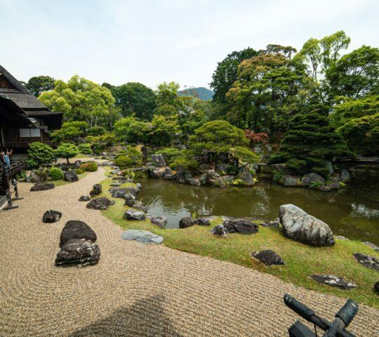 Sanbo-in Budist Tapınağı
