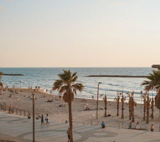 Kudüs (Geula) Plajı