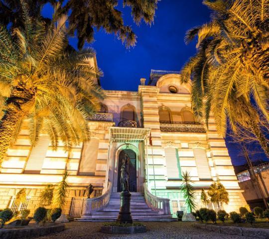 Trabzon Müzesi (Kostaki Konağı)