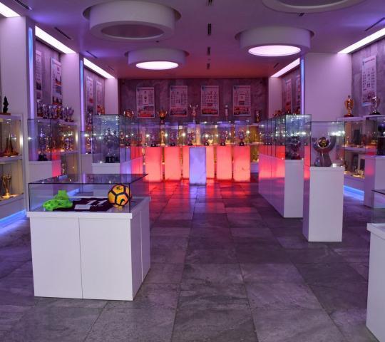 Trabzonspor Şamil Ekinci Müzesi