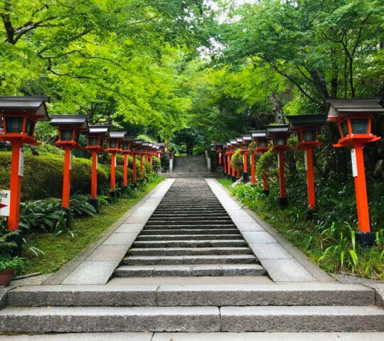 Kifune-jinja Şinto Tapınağı