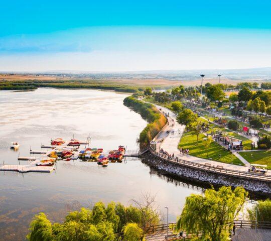 Mogan Parkı ve Mavi Göl