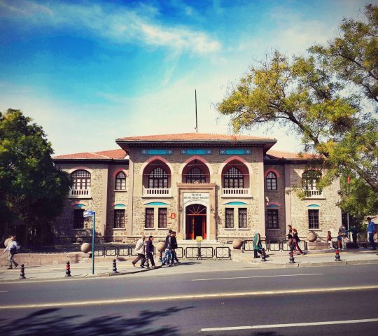 Cumhuriyet Müzesi (II. TBMM Binası)